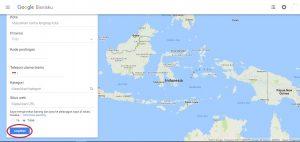 cara daftar google maps
