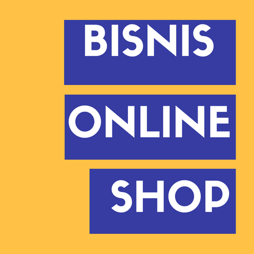 bisnis online shop 2018