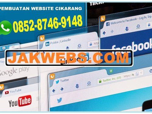Jasa Website Cikarang