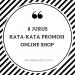 8 Jurus Kata-kata Promosi Online Shop